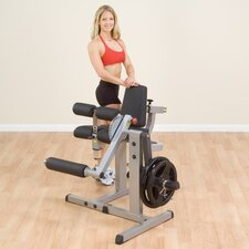 Cam Series Seated Leg Extension and Curl Machine