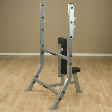 <strong>Body Solid</strong> Pro Club Shoulder Press Olympic Bench