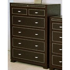 Monaco Chest of 6 Drawers