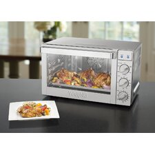 <strong>Waring</strong> 1.5-Cubic Foot Commercial Countertop Convection Oven