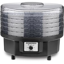 Professional Dehydrator with Five Stackable Trays