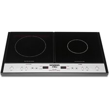 <strong>Waring</strong> Double Induction Cooktop