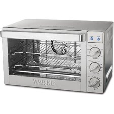1.5-Cubic Foot Commercial Countertop Convection Oven