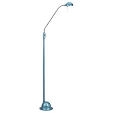 Moby Floor Lamp in Blue