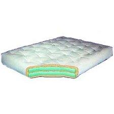 """Cotton and Foam 8"""" Full Sized Futon Mattress"""