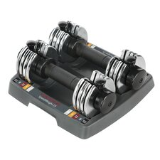 <strong>Weider</strong> 12.5 lbs Adjustable Speed Weight Dumbbell