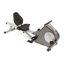 Deluxe Conversion II Recumbent Rowing Machine