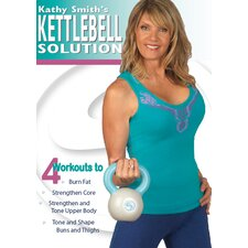<strong>Stamina</strong> Kathy Smith's Kettlebell Solution Workout DVD