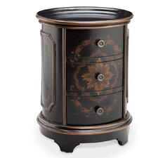 <strong>JLA Home</strong> Madison Park Acanthus End Table