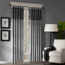 <strong>JLA Home</strong> Connell Rod Pocket Curtain Panel Pair (Set of 2)