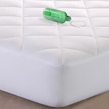 Premiere Comfort Quiet Nights 300 TC Waterproof Mattress Pad