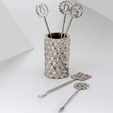 Tsuba 5 Piece Cocktail Picks Set