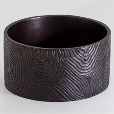 Woodgrain Wine Coaster