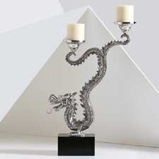 Metal Standing Candle Holder