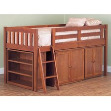 Colt Timber Study Bunk Bed