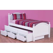 Kelly Captain Bed