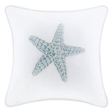 Maya Bay Square Pillow