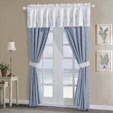 Crystal Beach Window Treatment Collection