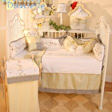 <strong>Brandee Danielle</strong> Be Be Bugs 4 Piece Crib Bedding Set