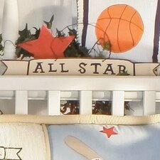 All Star Sign Hanging Art