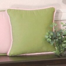 Modern Baby Girl Caffe Pillow