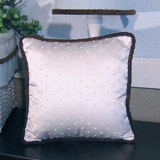 Blue Chocolate Pillow