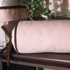 Pink Chocolate Bolster