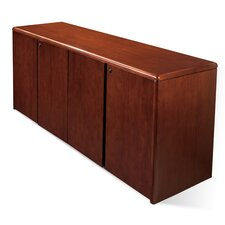 Sonoma Four Door Storage Credenza