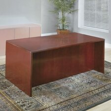 "<strong>OSP Furniture</strong> Sonoma 72"" W Desk Shell"