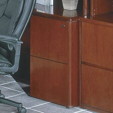 <strong>OSP Furniture</strong> Sonoma File/File Desk Pedestal