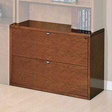 <strong>OSP Furniture</strong> Kenwood 2-Drawer Lateral File