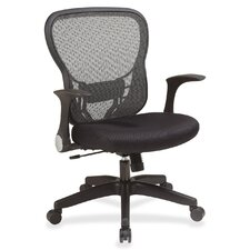 <strong>OSP Furniture</strong> Mesh Space Grid Chair