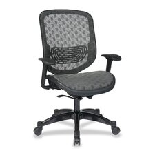 <strong>OSP Furniture</strong> DuraGrid Seat and Back Chair