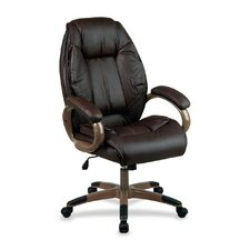 <strong>OSP Furniture</strong> Leather Executive Chair