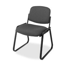 <strong>OSP Furniture</strong> Deluxe Sled Base Chair