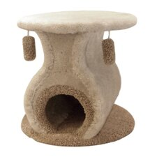 "<strong>Majestic Pet Products</strong> 21"" Kitty Cat Hacienda Cat Tree"