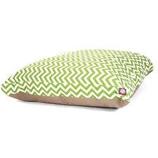 Zig Zag Rectangle Dog Bed