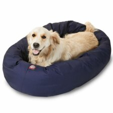 Bagel Donut Dog Bed