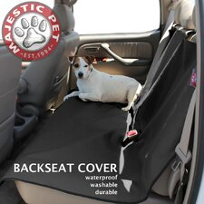 Universal Waterproof Pet Back Seat Cover