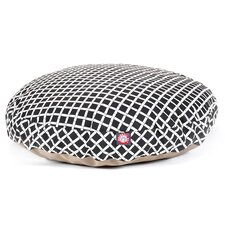 Bamboo Round Pet Bed