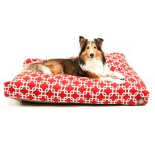Links Rectangle Dog Pillow