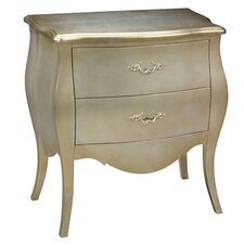 Rococco 2 Drawer Chest