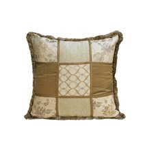 Valerie Square Fringe Pillow