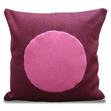 Circle Design Pillow Shell