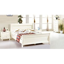 Perth 3-Piece Bedroom Set in Cream