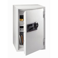 1-Hour Fireproof Key Lock Security Safe
