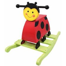 Magic Garden Ladybird Rocker
