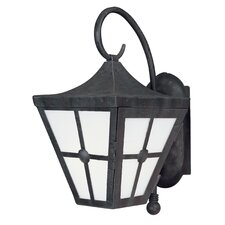 Castille EE 1 Light Outdoor Wall Lantern