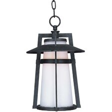 Calistoga EE 1 Light Outdoor Hanging Lantern