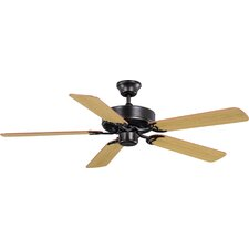 "Basic-Max 52"" 5 Blade Ceiling Fan"